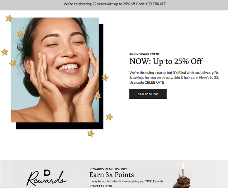 Dermstore Anniversary Sale 2021: Up to 25% Off!