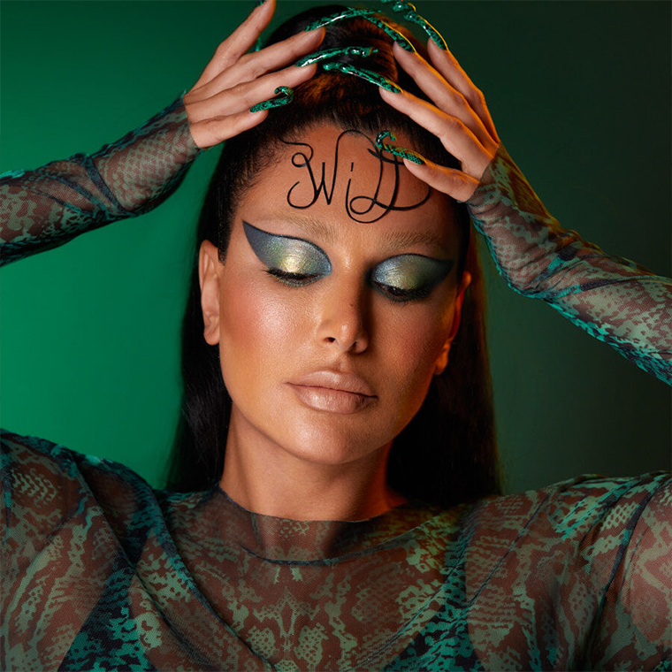 Huda Beauty Wild Obsessions Eyeshadow Palettes for Fall 2021