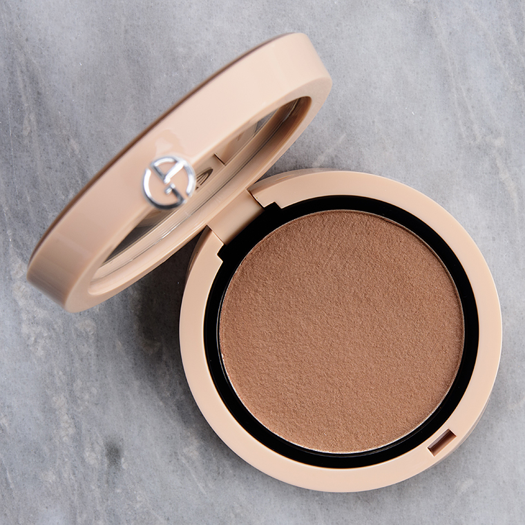 Giorgio Armani Cool Brown (20) Neo Nude Melting Color Balm Review & Swatches
