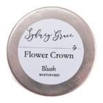 Sydney Grace Flower Crown Pressed Blush