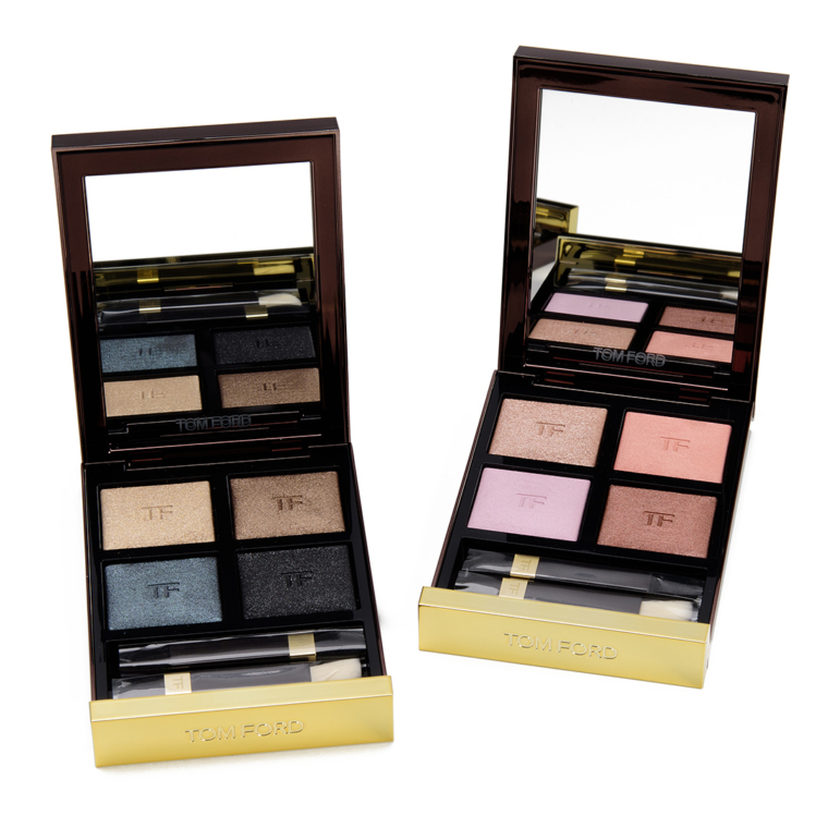 Tom Ford Fall 2021 Eye Color Quad Swatches