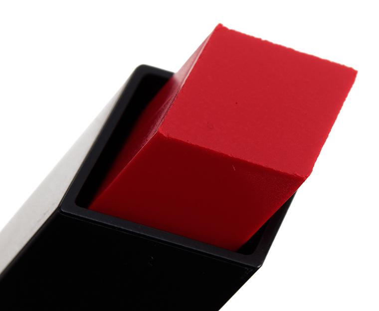 YSL Red Urge & Fiery Spice Velvet Radical Matte Lipsticks Reviews & Swatches