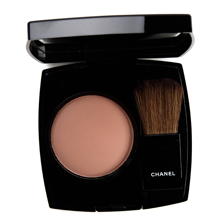 Chanel Ombre (608) Joues Contraste Blush Review & Swatches