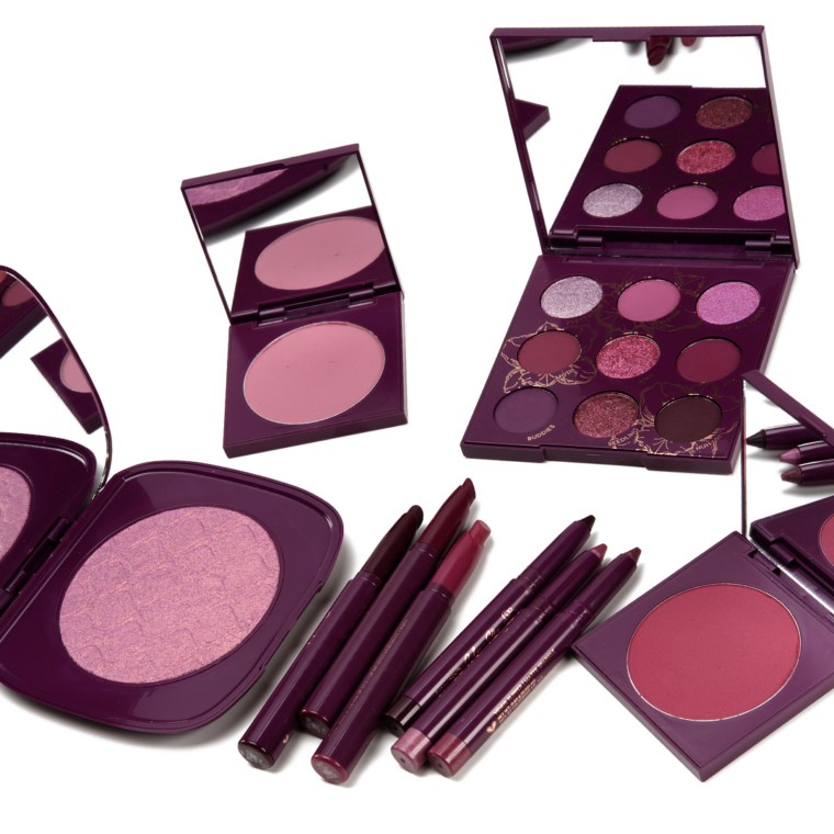 ColourPop Orchid Collection Swatches