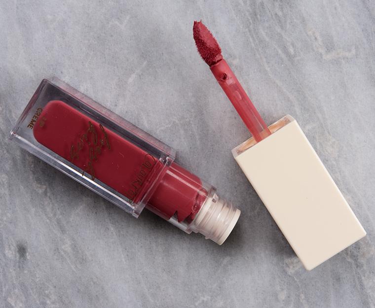 ColourPop Page Me & Let's Vogue Fresh Kiss Lip Cremes Reviews & Swatches