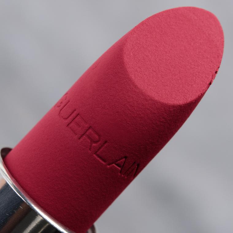 Guerlain Blush Beige & Brick Red Rouge G Velvet Lipsticks Reviews & Swatches