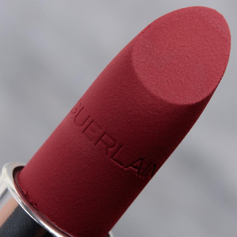 Guerlain Rosewood Beige & Milky Beige Rouge G Velvet Lipsticks Reviews & Swatches