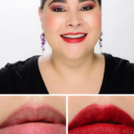 Guerlain Wine Red (775) Rouge G Luxurious Velvet Lipstick
