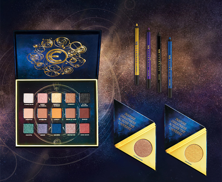 Urban Decay x Marvels Eternal Collection Launches October 1st