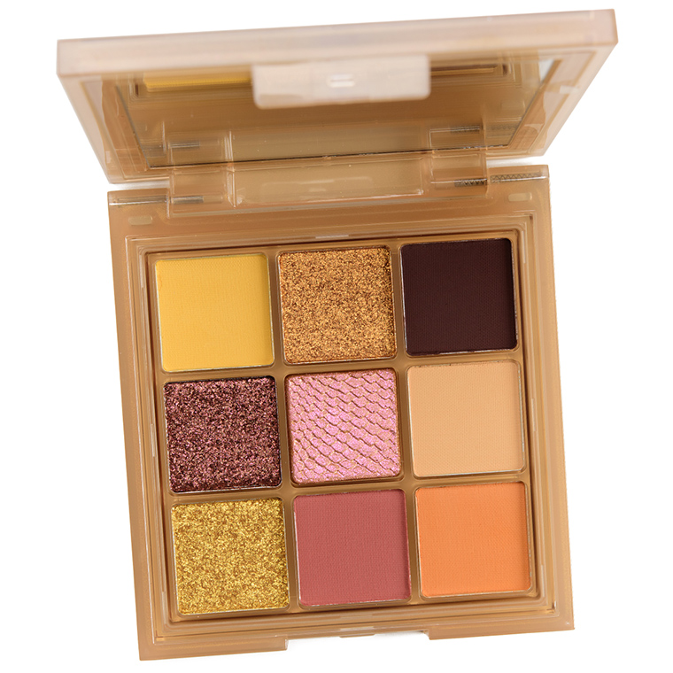 Huda Beauty Tiger Obsessions Eyeshadow Palette