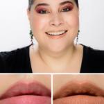 MAC Burnished Beige Lipstick