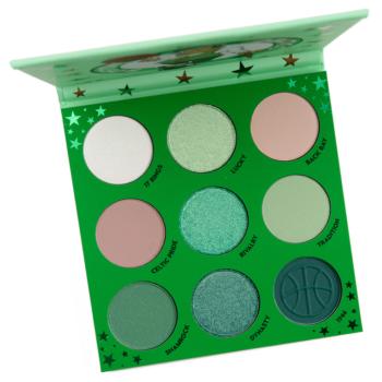Online Shop Trend Now colourpop_boston-celtics_001_palette-350x350 ColourPop x NBA Collection Swatches