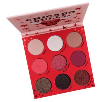 Online Shop Trend Now colourpop_chicago-bulls_001_palette-350x350 ColourPop x NBA Collection Swatches