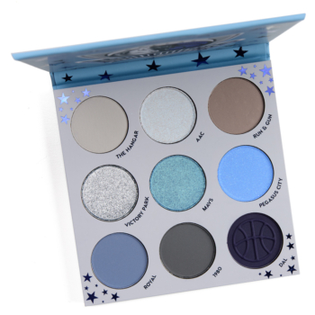 Online Shop Trend Now colourpop_dallas-mavericks_001_palette-350x350 ColourPop x NBA Collection Swatches