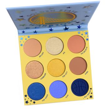 Online Shop Trend Now colourpop_golden-state-warriors_001_palette-350x350 ColourPop x NBA Collection Swatches