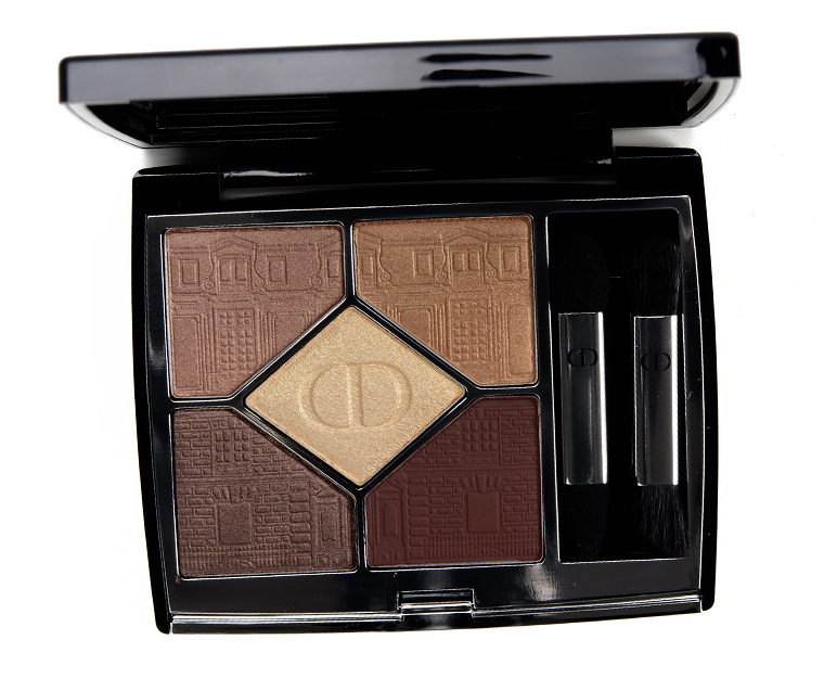 Dior Atelier Dore (469) Eyeshadow Palette Review & Swatches