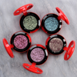 MAC Hypnotizing Holiday Collection Swatches