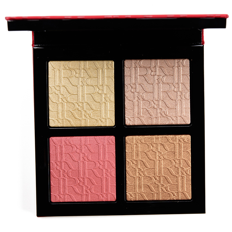 MAC x Rosalia R Picks Highlighter Palette Review & Swatches