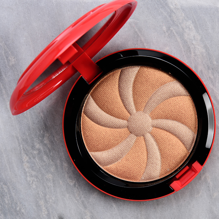 MAC Step Bright Up/Alche-me Hyper Real Glow Duo Review & Swatches