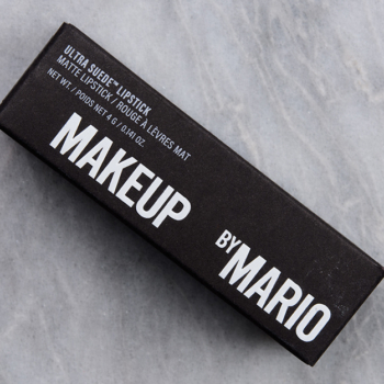 Makeup by Mario Ultra Suede Lipstick Swatches (x20)