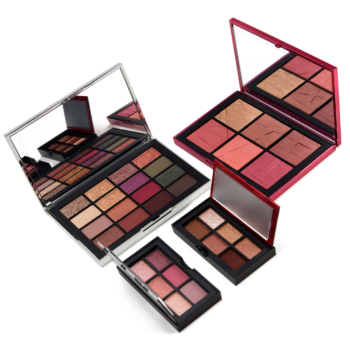 NARS Holiday 2021 Collection Swatches