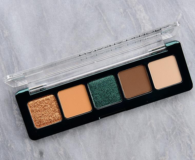 Natasha Denona Metropolis Mini Eyeshadow Palette Review & Swatches