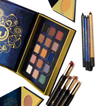 Urban Decay x Marvels Eternals Collection Swatches